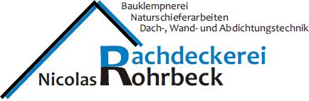 Dachdeckerei Nicolas Rohrbeck